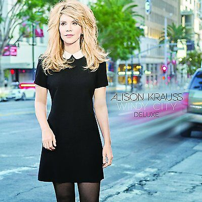 Alison Krauss - Windy City CD [Deluxe Edition] + 4 tracks Brand New & Sealed