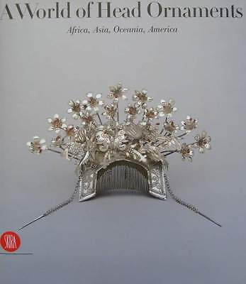 A World of Head Ornament - Africa, Asia, Oceania, America > livre,book,buch,boek
