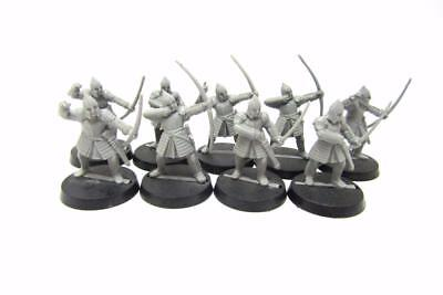 Lord Of The Rings Hobbit Gondor Warriors Of Minas Tirith Regiment (w5086)