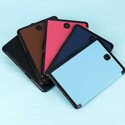 """Housse Etui Cover Pour Tablette Samsung Galaxy Tab S3 S2 9.7"""" 8.0 Support"""
