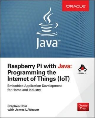 Raspberry Pi with Java: Programming the Internet of Things (IoT) ...