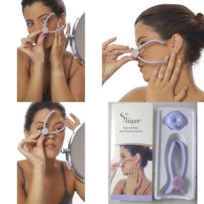 Hair Facial Body Removal Threading Threader Epilator Systerm Slique Design Tool