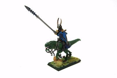 Warhammer Fantasy Age Of Sigmar Dark Elves Drakespawn Knight (w5427)