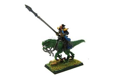 Warhammer Fantasy Age Of Sigmar Dark Elves Musician On Cold One (w5423)