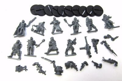 Warhammer 40k Chaos Space Marines Chaos Space Marine Cultists Squad (w5590)