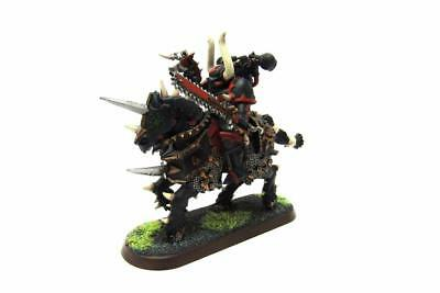 Warhammer 40k Chaos Space Marines Converted Count As Chaos Biker (w5549)