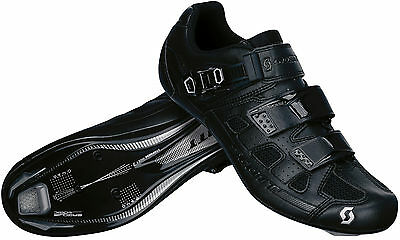 Scott Road Pro Mens Cycling Shoes - Black