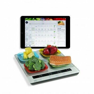 Marsden S-100 Smart Diet Scale Nutritional And Weight Control Via Smart App