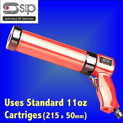 SIP Air Caulking Gun glue sealant cartridge sealer applicator silicon mastic