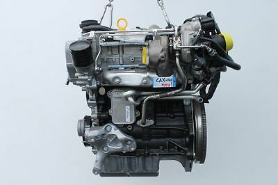 CAX CAXA CAXC ENGINE 1.4 TSI New VW With Attachments and Turbocharger