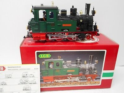 LGB 2074D Spreewald 2-6-0 Steam Locomotive w Smoke / Lights G Scale