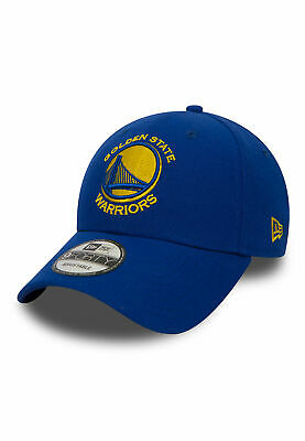 innovative design 590a0 23ef9 New Era The League 9FORTY Adjustable Cap Golden State Warriors Blue