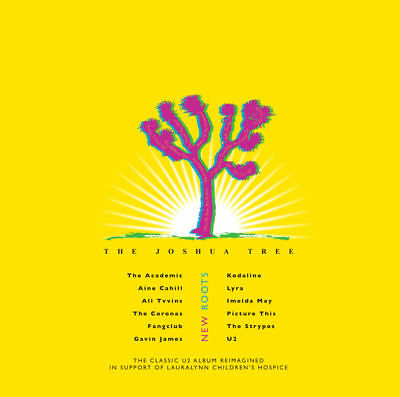 THE JOSHUA TREE NEW ROOTS CD (2017) - Picture This, U2, Imelda May