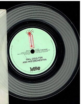 Phil Coulter And His Orchestra A Good Thing Going 45 Clear Vinyl Inferno