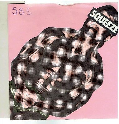 Squeeze Take Me I'm Yours Ps 45 1978