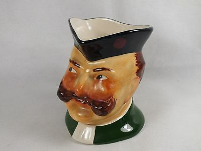 Jimmy Edwards - Wade Toby Character Jug - Hand Painted