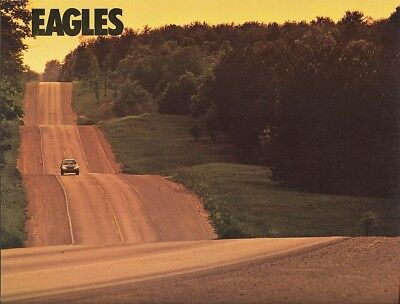 1987 AMC American Motors Eagle Sedan & Wagon Brochure