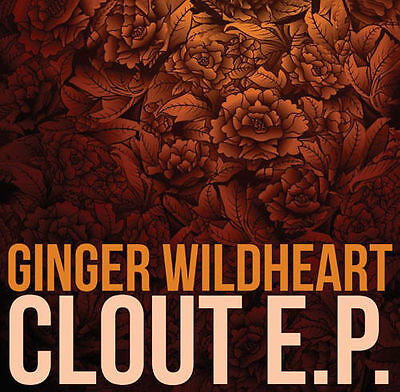 "GINGER WILDHEART CLOUT EP LTD WHITE VINYL 10"" RSD RECORD STORE DAY inc 5 PRINTS"