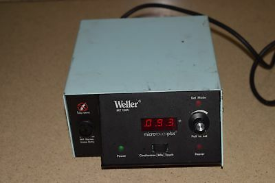 ^^weller Micro Touch Plus Soldering Station Mt 1500 Mt1500