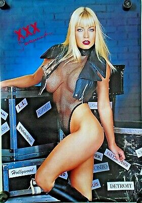 """Savannah / Orig. 80's pin-up Poster - #3089 / Exc. new cond.- 22 x 32"""""""