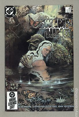 Swamp Thing (1982 2nd Series) #34 VF+ 8.5