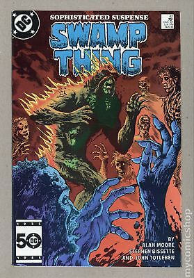 Swamp Thing (1982 2nd Series) #42 VF/NM 9.0