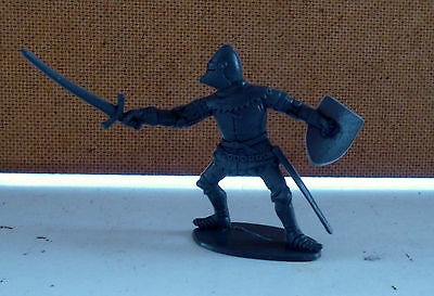 Revell O Accurate 100 Year's War French Knights Figura N. 7 Scala 1/35 Plastica