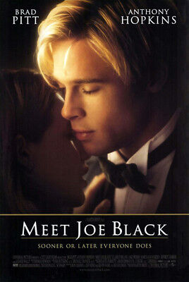 Meet Joe Black (1998) movie poster reproduction rolled