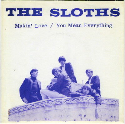 SLOTHS - Makin' Love (Ugly Things) MANIC '65 LOS ANGELES STONE-AGE PUNK MONSTER!