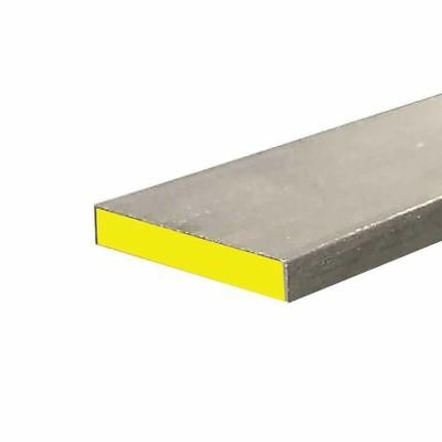 "316 Stainless Steel Flat Bar, 1/4"" x 1"" x 12"""