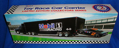 Mobil Race Car Carrier MIB