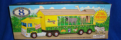 2001 Sunoco Safari Shuttle MIB
