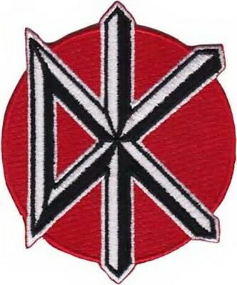 Dead Kennedys Iron-On Patch DK Classic Logo