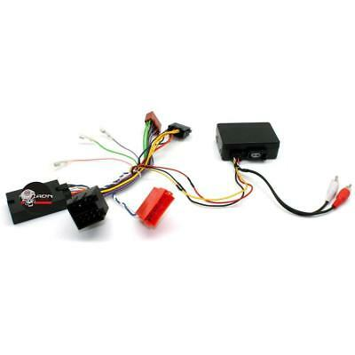Interface Cde au Volant Porsche ap04 ISO Ampli fibre optique Kenwood - ADNAuto -