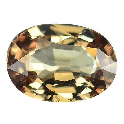 1.13 Ct. Majestic Luster Color Change Garnet WITH GLC CERTIFY