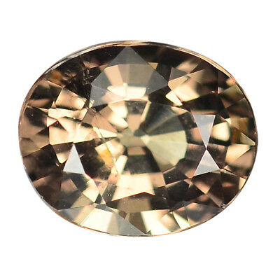 1.41 Ct. Majestic Luster Color Change Garnet WITH GLC CERTIFY