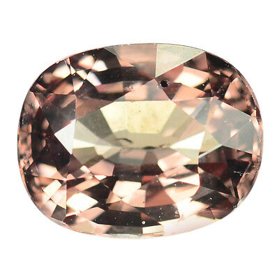 2.2 Ct. Stunning Green To Red Tanzania Color Change Garnet WITH GLC CERTIFY