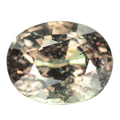 2.75 Ct. Best Green To Red Natural Color Change Garnet WITH GLC CERTIFY
