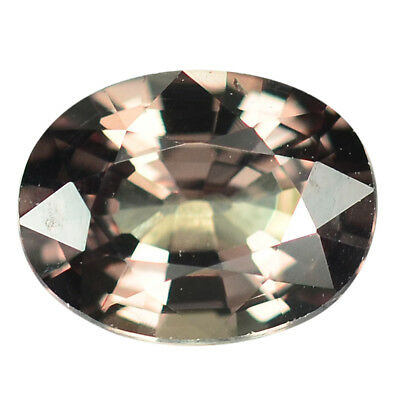 0.96 Ct. Majestic Luster Color Chang Garnet WITH GLC CERTIFY