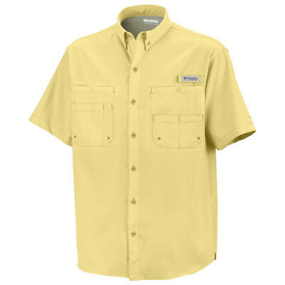 Columbia Men's Tamiami II Short Sleeve Shirt - Sunlit