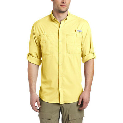 Columbia Men's Tamiami II Long Sleeve Shirt - Sunlit