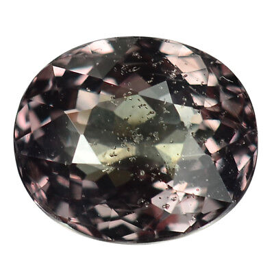 3.05 Ct. Rare Stunning Luster Green To Red Color Change Garnet WITH GLC CERTIFY
