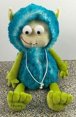 Scentsy buddy Gilly the Monster  RARE