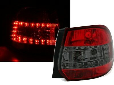 LED RÜCKLEUCHTEN SET für VW GOLF 5 6 VARIANT Kombi in ROT SMOKE von EAGLE EYES
