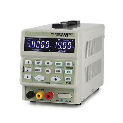 Digital Programmable Switch Power Supply For Mobile Phone Maintenance Repair