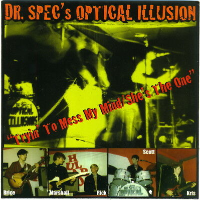 DR. SPEC'S OPTICAL ILLUSION She's The One '67 NEW ORLEANS PUNK-A-DELIC RIPPERS!!