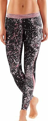 Skins DNAmic Ladies Long Compression Tights - Pink