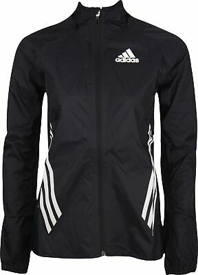 adidas Adizero Performance Rain Ladies Running Jacket - Black
