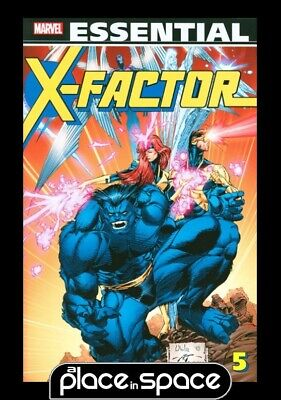 Essential X-Factor Vol 05 - Softcover