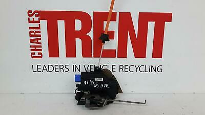 2006 AUDI A3 8P Left Front Passengers Door Lock Assembly (Tag 440660)